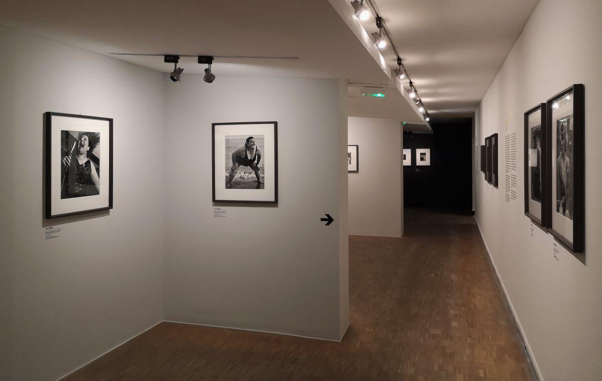 Lisette Model - The New York School Show au Pavillon opulaire de Montpellier - 1935-1948