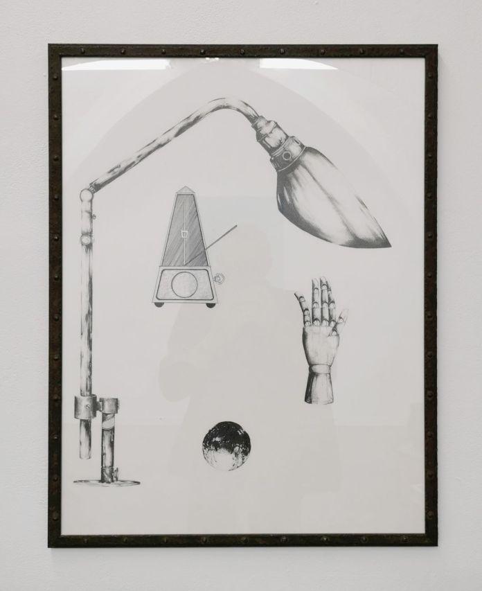 Nicolas Aguirre - Ensemble n° 1, 2020 - Mind the gap à la galerie chantiersBoîteNoire