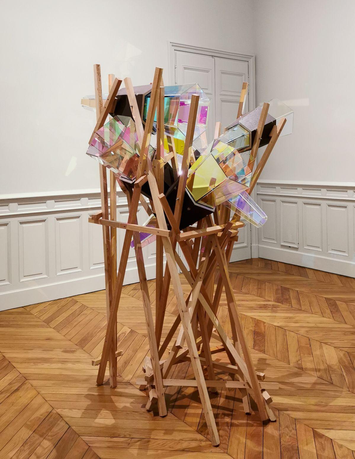 Olafur Eliasson - Ma Cartographie - la collection Erling Kagge à la Fondation Vincent van Gogh Arles