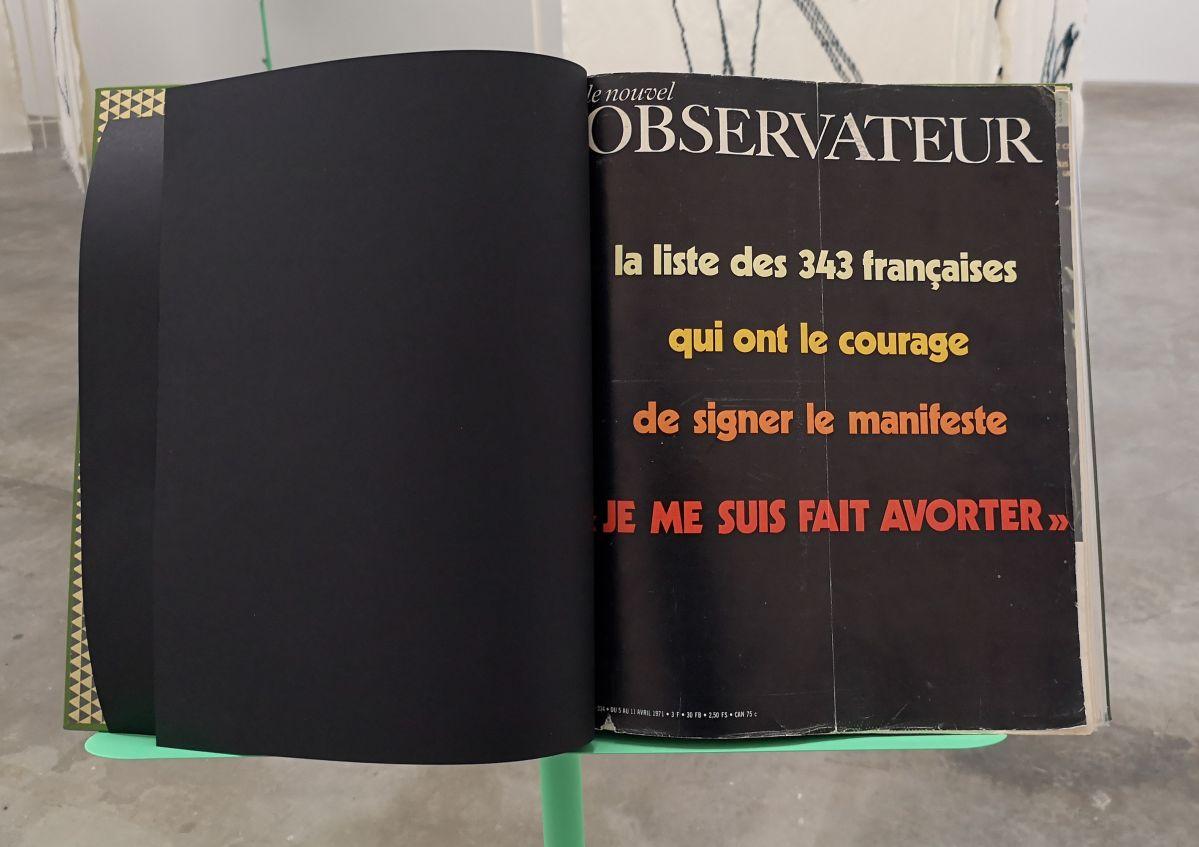 Than Hussein Clark - Score For Soprano, 2020 - A Little Night Music (And Reversals) - CRAC Occitanie à Sète - Salle 5