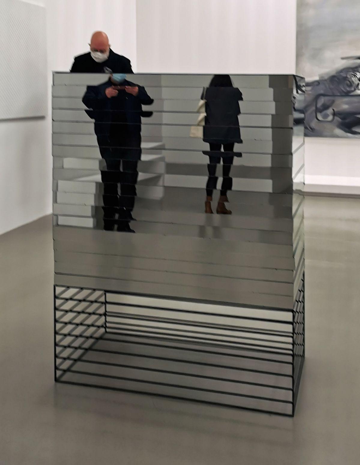 Abraham Cruzvillegas - Metamorfosis del cuarteto, 2005 - 00s - Collection Cranford - les années 2000 au MOCO Montpellier