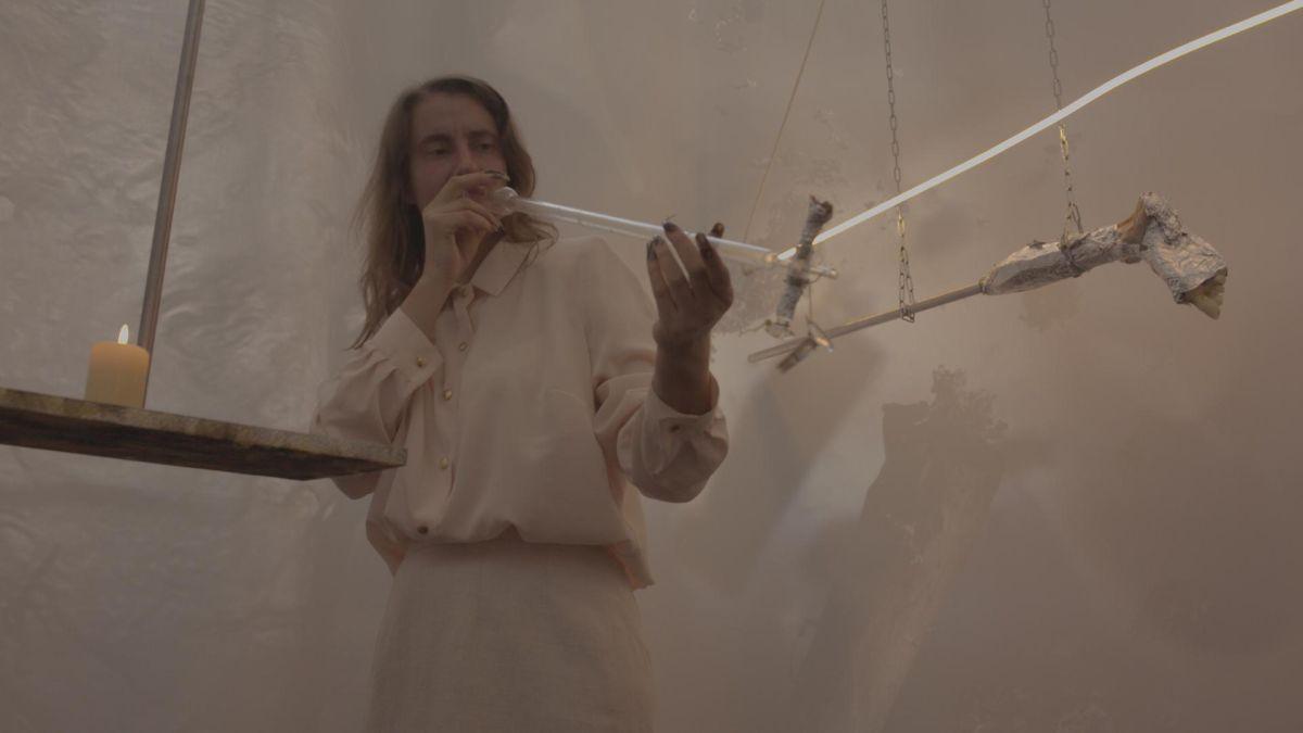 Laura Gozlan - Y.E.S. II, I am a necromantic, 2019