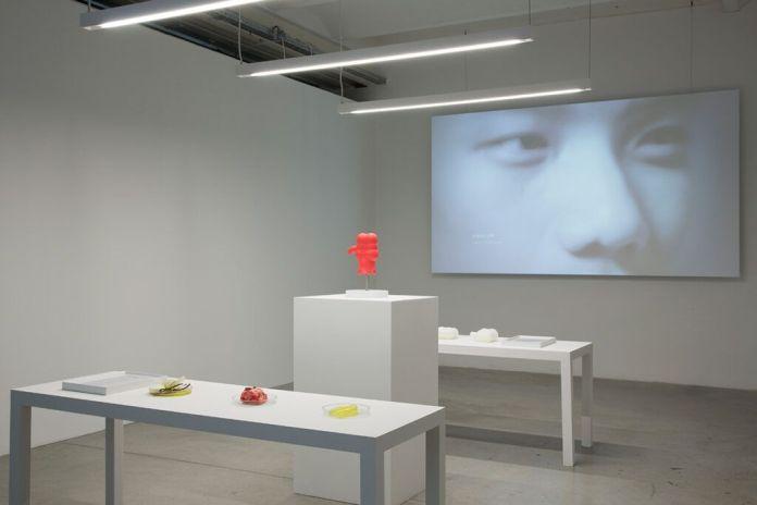 Paul Gong - The Appendix-Human, 2019 - Biennale Chroniques 2020 - Éternité part 2 - Friche la Belle de Mai © Gregoire Edouard