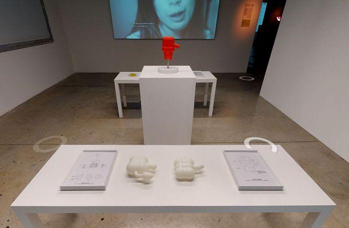 Paul Gong - The Appendix-Human, 2019 - Biennale Chroniques 2020 - Éternité part 2 - Friche la Belle de Mai
