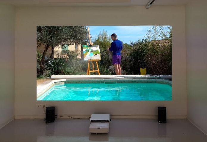 Gaël Sillère - Un Dimanche chez Geneviève, 2019-2020 - La Relève III - Habiter au Centre Photographique Marseille