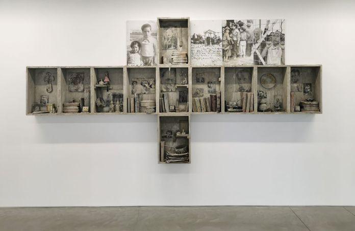 Hassan Bourkia - La mémoire des indésirables, 2020 - Les chemins des indésirables - «Distance ardente» au MRAC à Sérignan