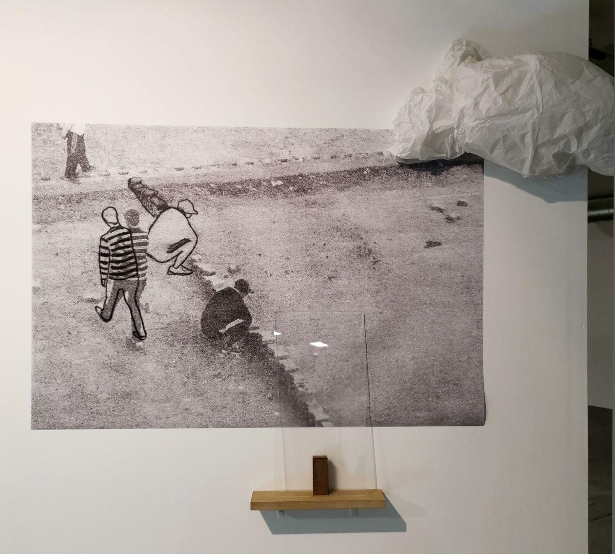 Massinissa Selmani, Unexpected Distances - Scenario #1, 2017 - 2020 - En attendant Omar Gatlato - Fiche la Belle de Mai - Marseille