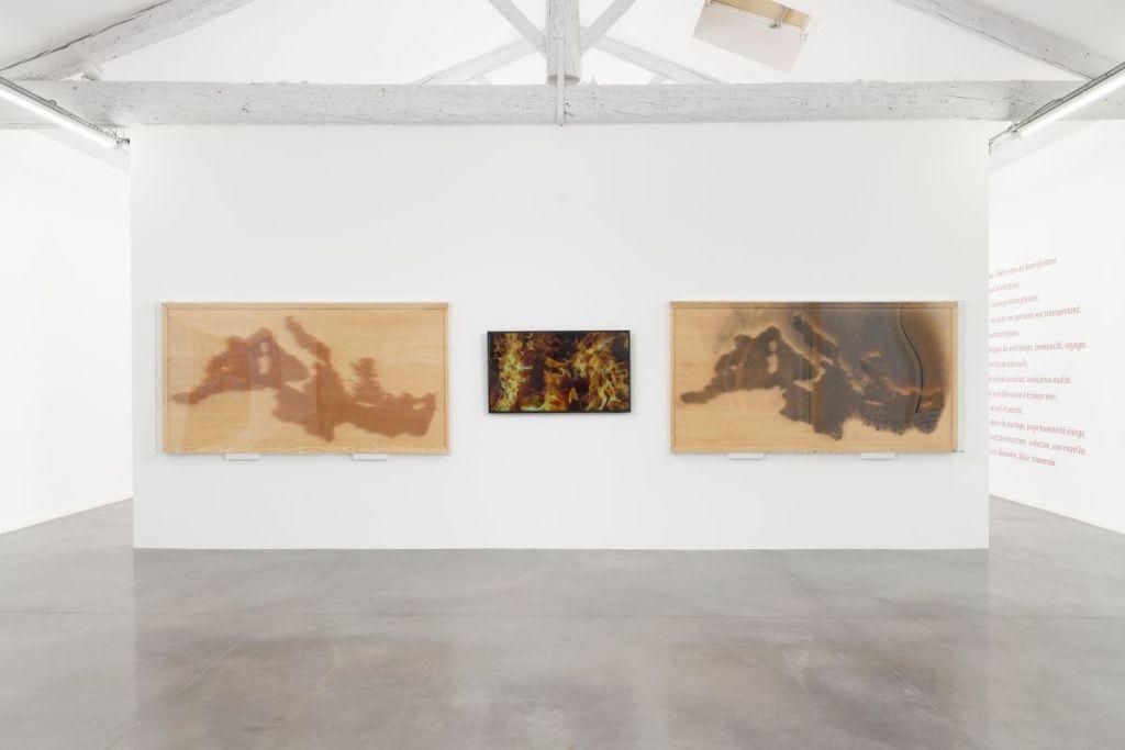 Moataz Nasr, ''The Mediterranean'', 2020 - Distance ardente, au Mrac, Sérignan, 2020 - Photo Aurélien Mole