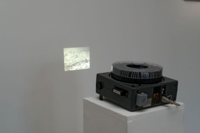 Sofiane Zouggar, In and Out, 2019 (détail) - © Photo Aurélien Mole