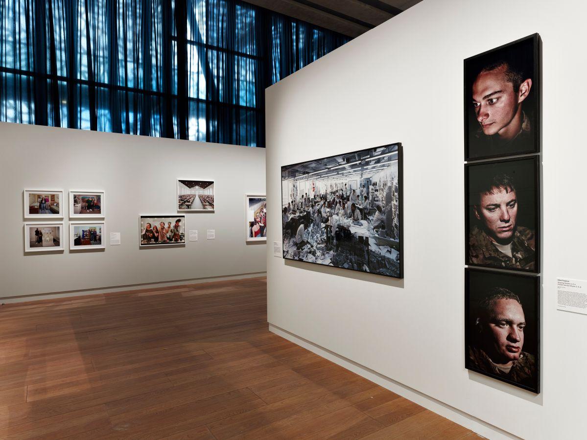 «Civilization - Quelle époque!» - Scénographie Emilie Delanne et Amélie Lauret - Février 2021© Francois Deladerrière - Mucem