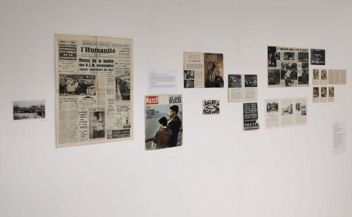 «Ensembles» au Centre Photographique Marseille - Vue de l'exposition