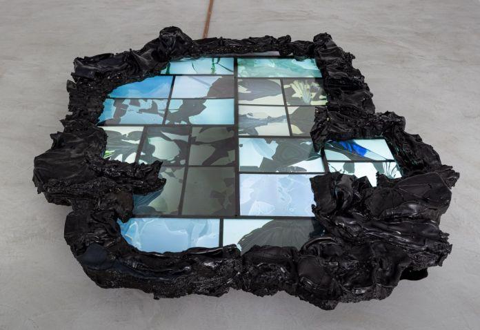 Gillian Brett - Phusis, Hubris, Debris #Baotou, 2019 - Photo © Nassimo Berthommé