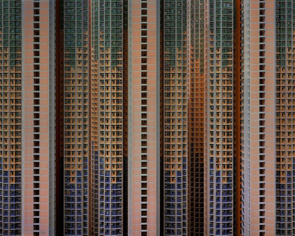 Mickael Wolf, Architecture of Density #91 [Architecture de la densité #91], 2006 © Michael Wolf, courtoisie de M97 Shanghai