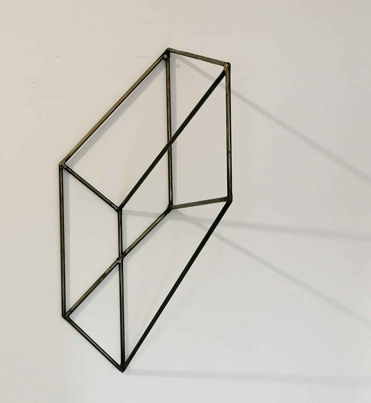 Tjeerd Alkema - Anamorphose - Telle est l'étoffe dont les rêves sont faits à la Galerie ALMA