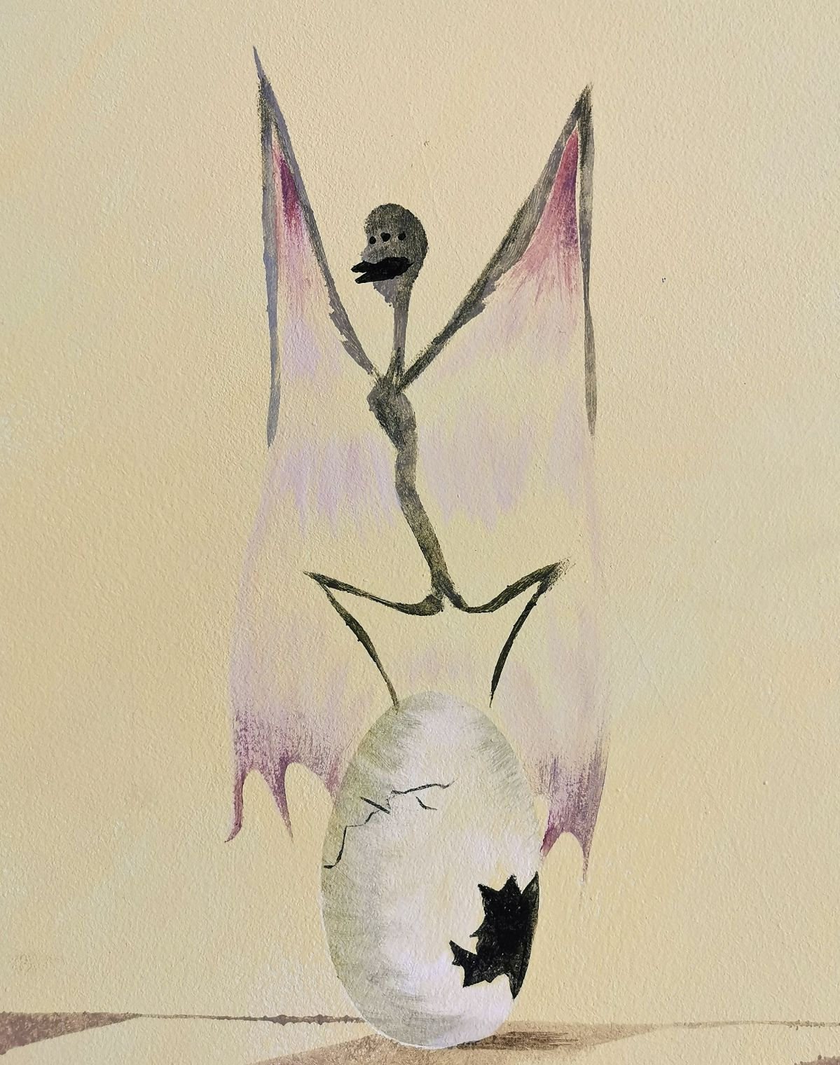 Alison Yip - House of Sobbing Orchids, 2021 - Fly, Robin, Fly - Mécènes du sud Montpllier-Sète