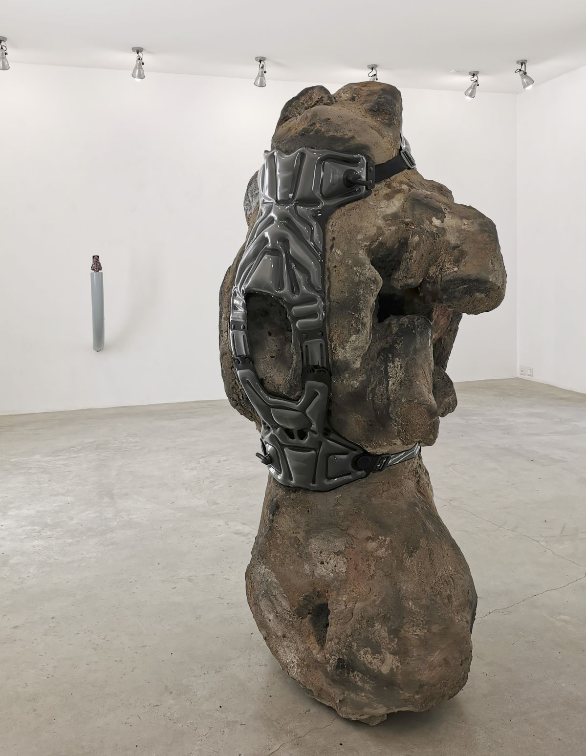Maxime Sanchez - Grolem, 2021 - «Crossover» à la Galerie Vasistas - Montpellier