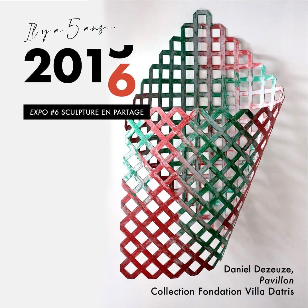 2016 - Sculpture en fête ! Les dix ans de la Collection Villa Datris