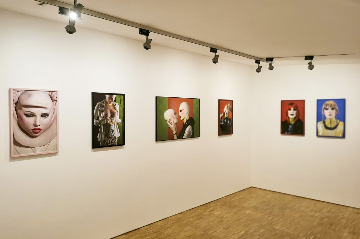 Agata Wieczorek - « Fetish of the Image » - Selection des Boutographies2021 - Montpellier