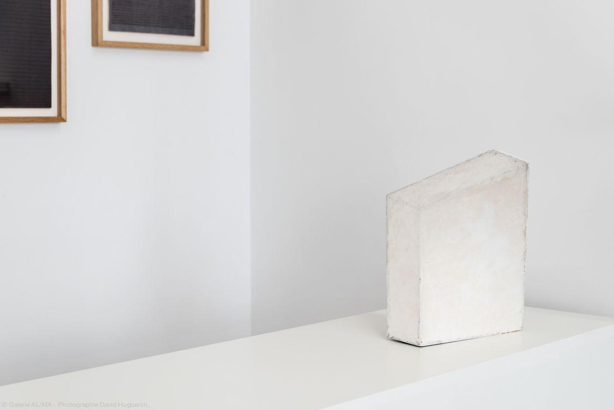 Tjeerd Alkema - Sans titre, non daté - Aquaplaning - Carte Blanche à Nicolas Daubanes à la Galerie ALMA ©David Huguenin