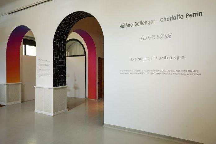 Hélène Bellenger et Charlotte Perrin - Plaisir Solide au 3 bis f ©jcLett