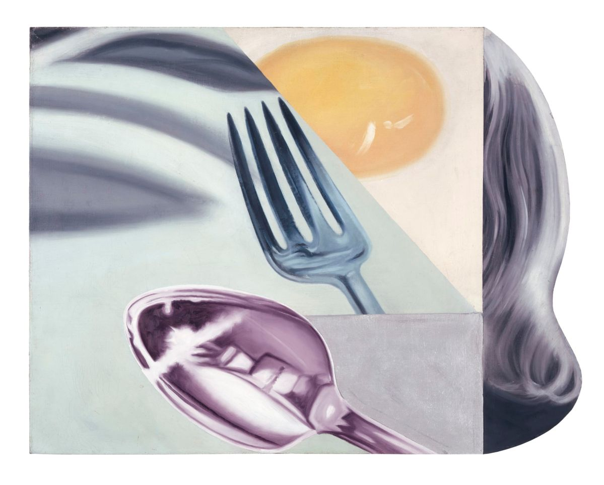 James Rosenquist - Coenties Slip Studio, 1961_1