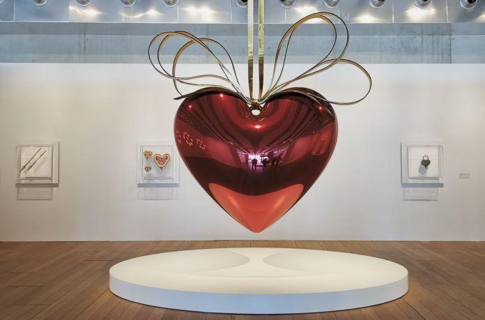 Jeff Koons au Mucem - Œuvres de la Collection Pinault - Salle 5 - vue de l'exposition