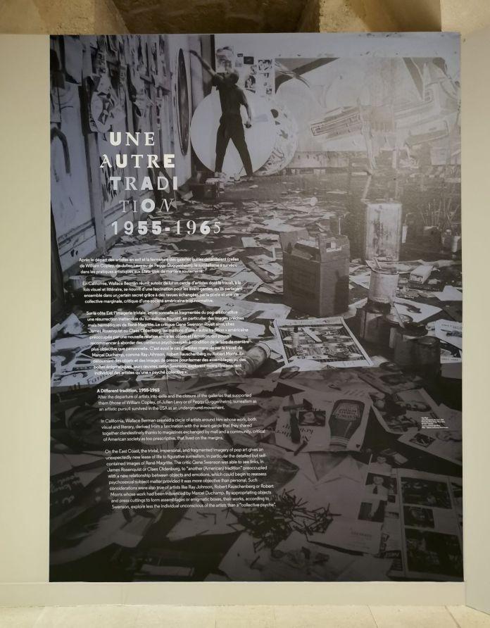 Une autre tradition (1955-1965) - Le surréalisme dans l'art américain à la Vieille Charité