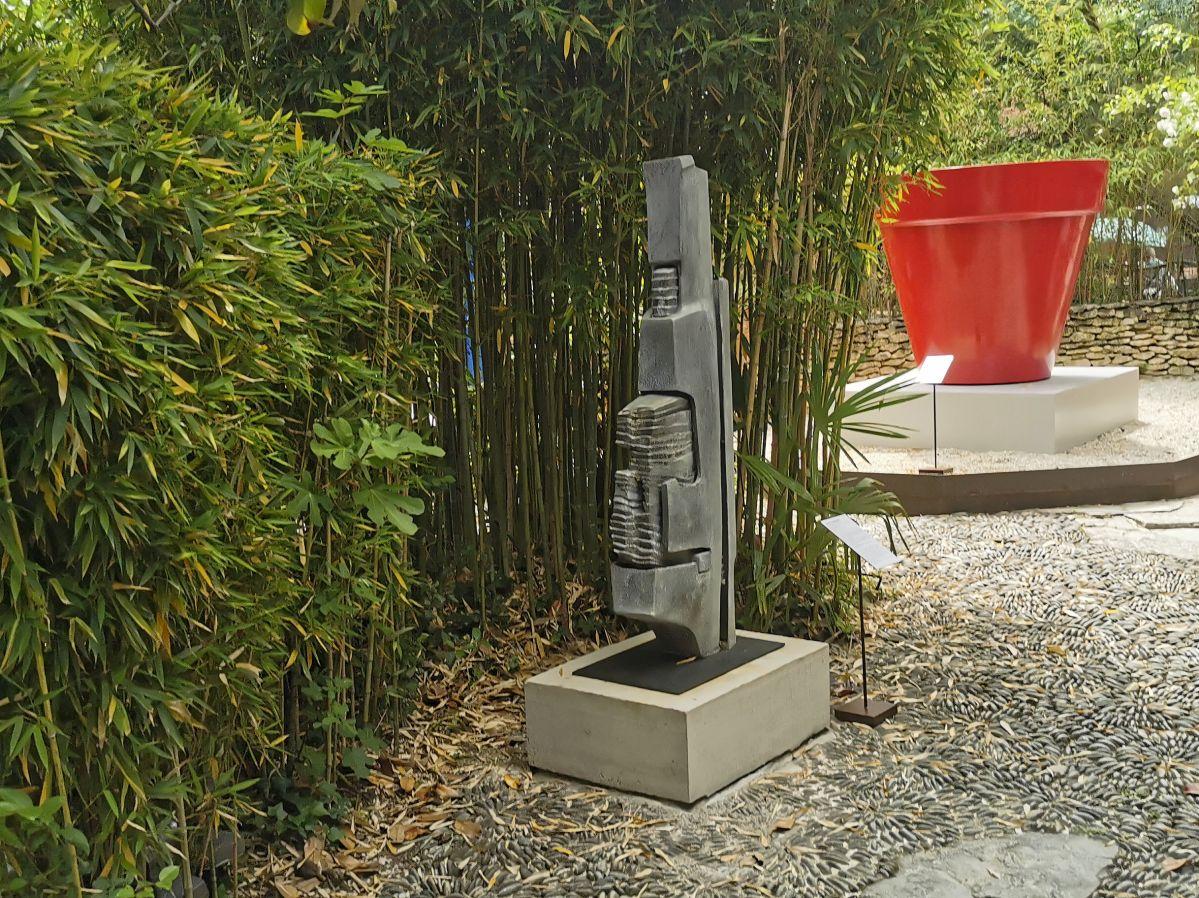 Les Jardins de la Villa Datris - Sculpture en fête ! Les dix ans de la Collection Villa Datris