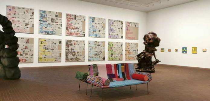 The Impermanent Display , Collection Maja Hoffmann - Luma Arles 2021 - Vue de l'exposition