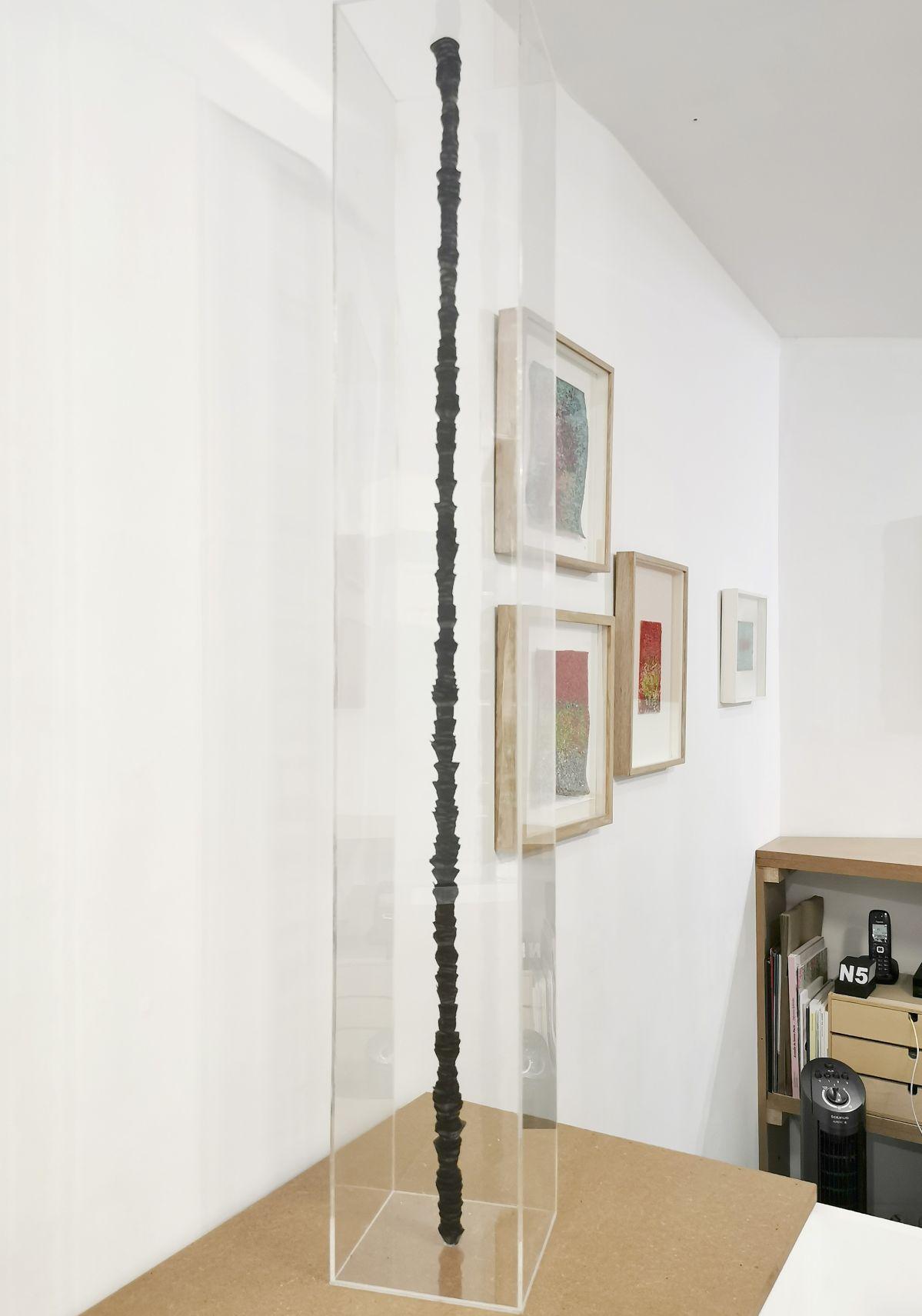 Helga Stüber-Nicolas – Ralentir Travaux à la N5 Galerie – Montpellier