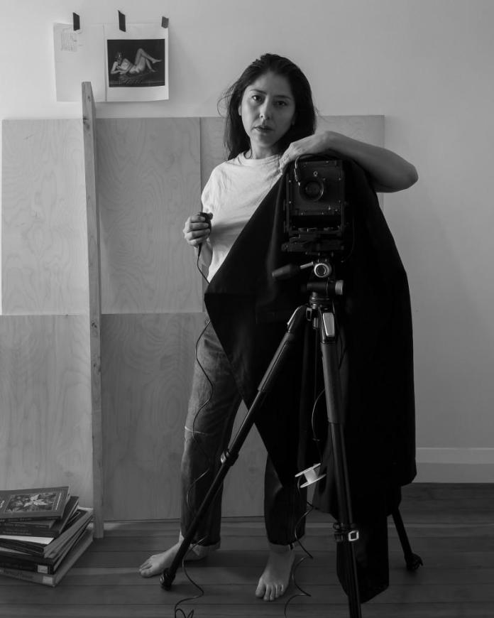 Tarrah Krajnak - série Rituels de maîtres II ; les Nus de Weston, 2020