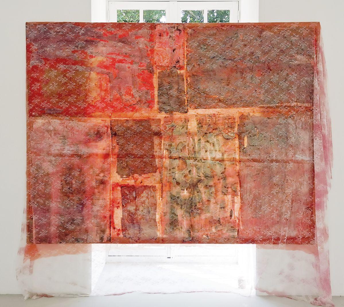 Mimosa Echard - Décolleté, 2021 - «Sluggy me» à la Collection Lambert - Avignon