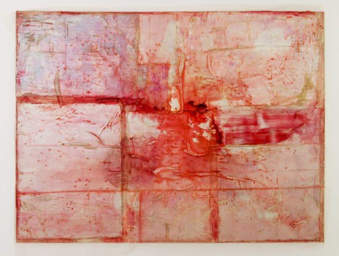 Mimosa Echard - La Blessure, 2021 - «Sluggy me» à la Collection Lambert - Avignon