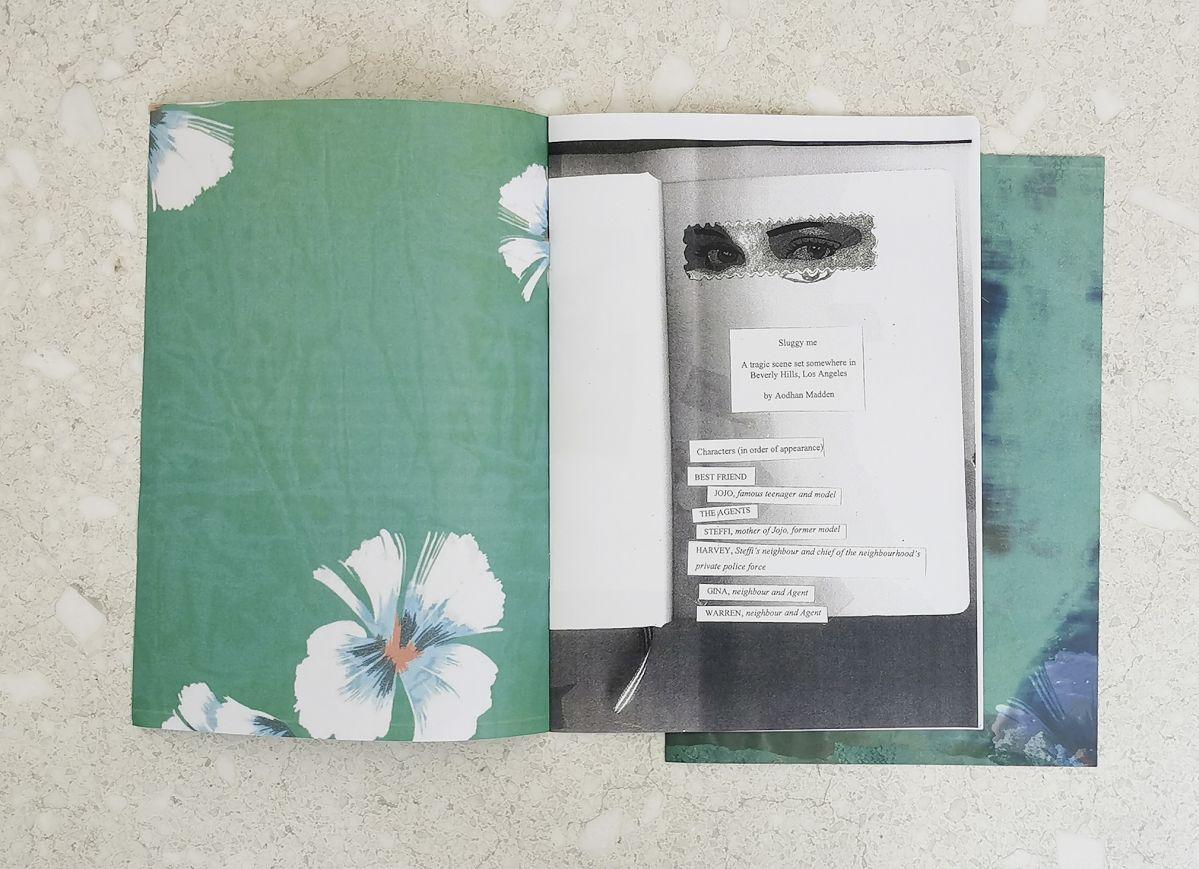 Mimosa Echard - «Sluggy me» à la Collection Lambert - Avignon
