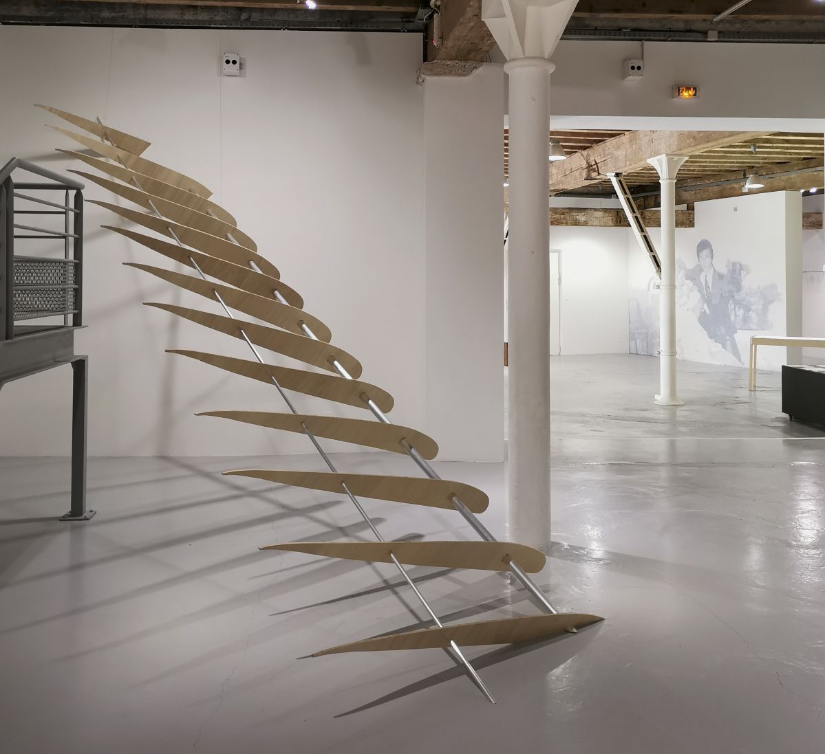 Suzanne Hetzel, Construction-espaces, 2021 - Memories Still Green - Vidéochroniques