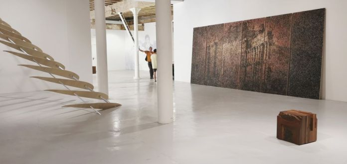 Suzanne Hetzel et Pascal Navarro - Vue de l'exposition Memories Still Green - Vidéochroniques à Marseille