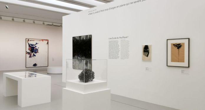 United States of Abstraction - Les autres de l'« Art Autre » - Michel Tapié et l'Art Américain - Une École du Pacifique au Musée Fabre
