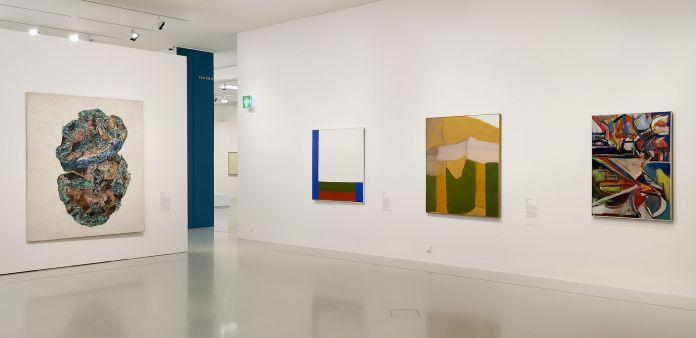 United States of Abstraction - Paris est une île - l'abstraction géographique - Autour de Jean Fournier