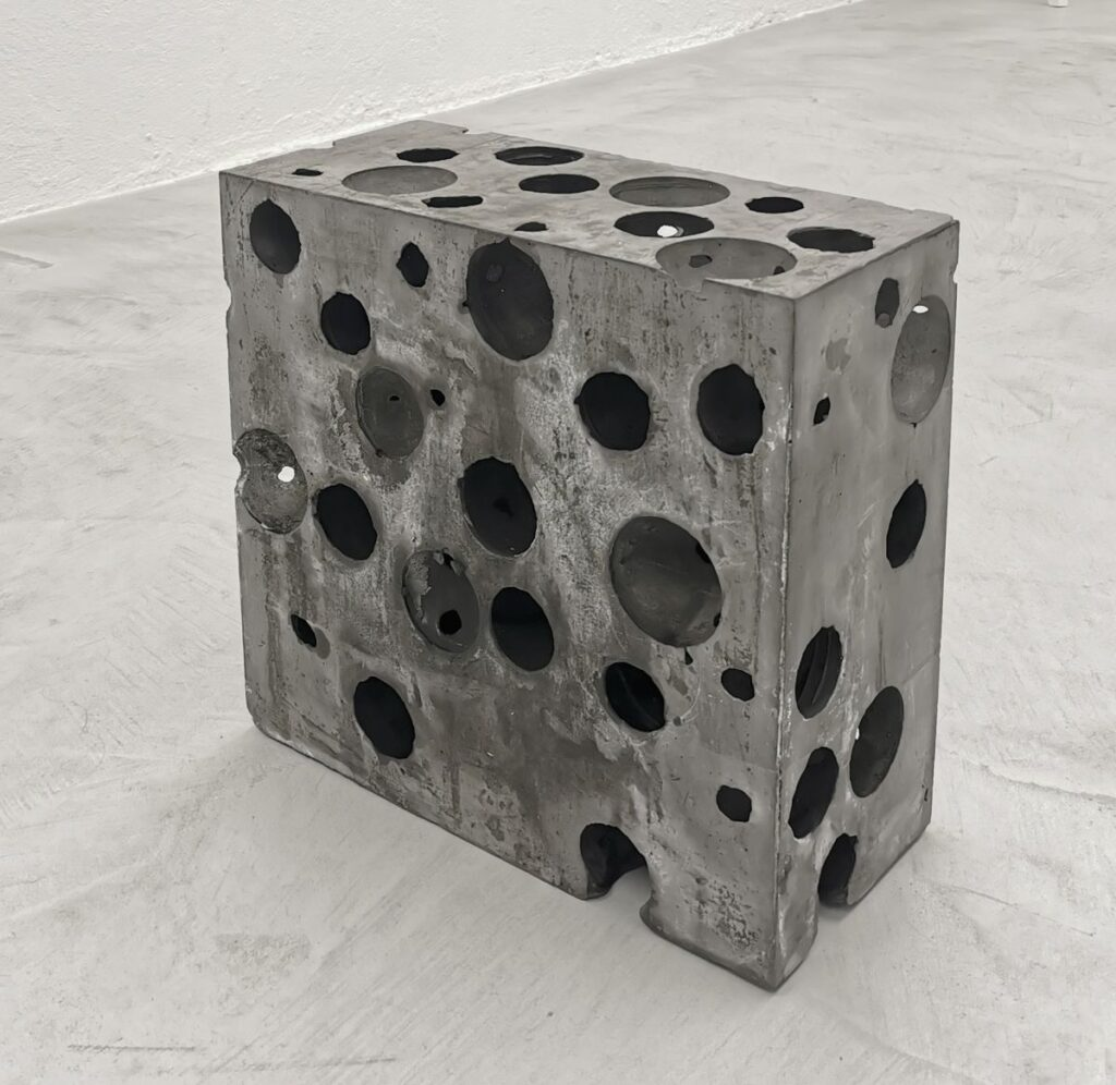 Arnaud Vasseux - Contacts, 2012 - Hijack City à la galerie de la Scep - Marseille