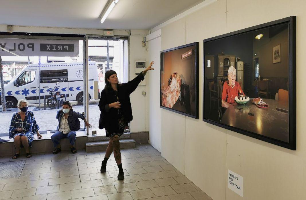 Léna Durr - Une des trois lauréates du Prix Polyptyque 2021