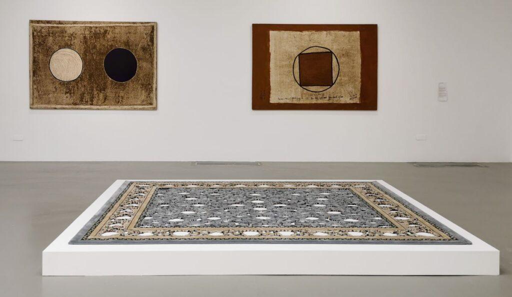 Mythologies et symboles - Cosmogonies - Zinsou, une collection africaine au MOCO-Hôtel des collections