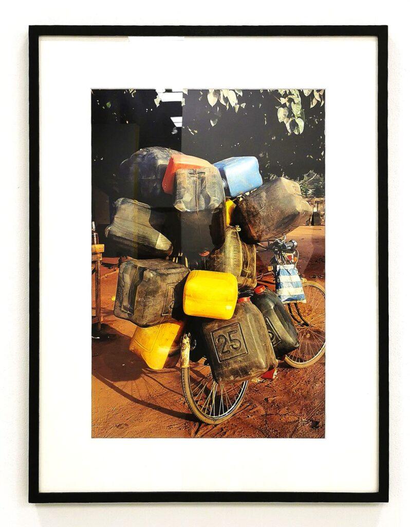 Romuald Hazoumè - Kpayo army, 2004 - Distance critique - Cosmogonies - Zinsou, une collection africaine au MOCO-Hôtel des collections