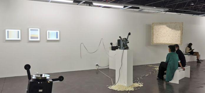 The Film Gallery - Art-o-rama 2021 à la Cartonnerie - Friche la belle de Mai