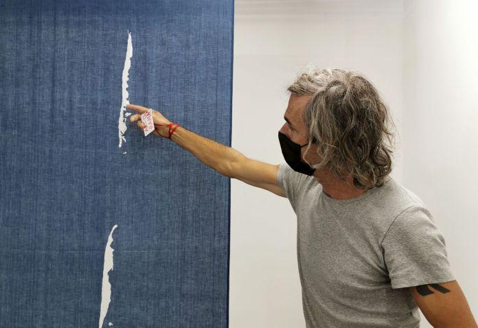myles raconte - The Want Machine - Art-o-rama 2021 à La friche la Belle de Mai