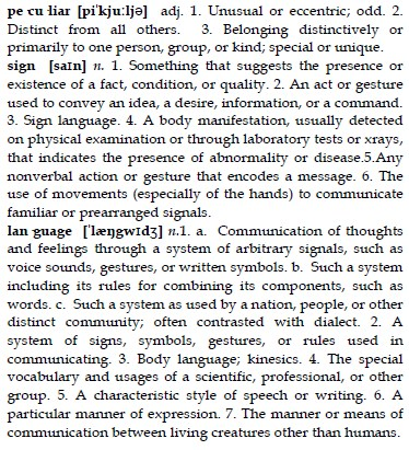 PSL definition