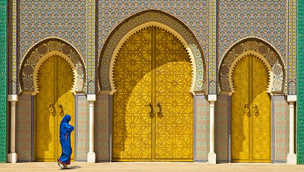 Moroccan Woman