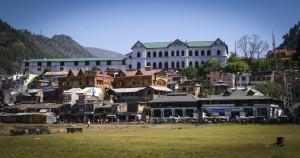 Akhand Chandi Palace a Chamba