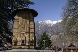 Manimahesh Temple
