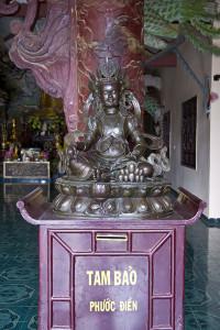 statua  Tan Bao
