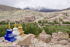 Stupa al Chamba Gompa